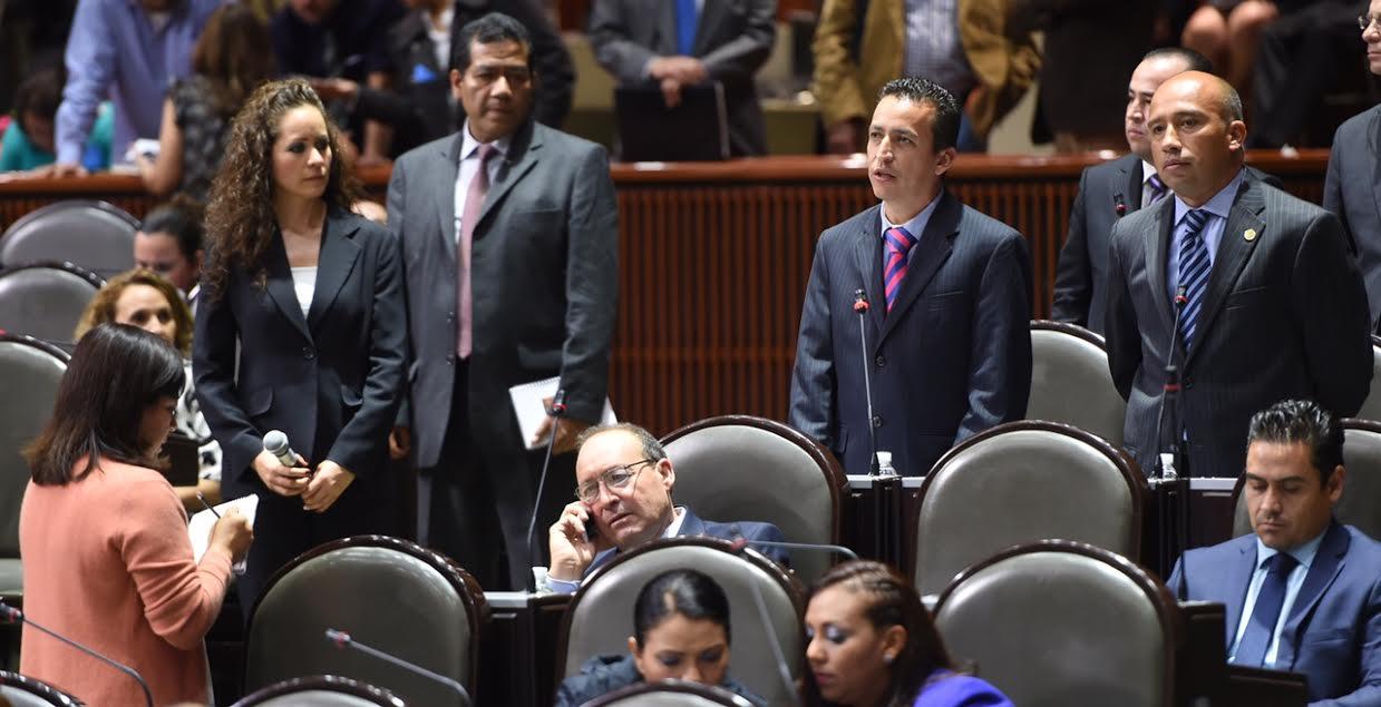 Antonio Salas puntualizó que continuará exigiendo se agilicen estos trabajos en el Senado