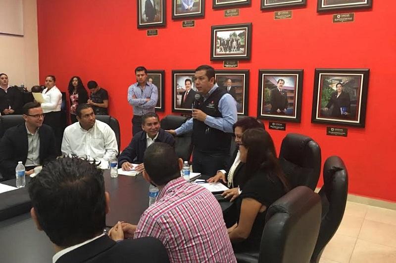 Barragán Vélez se trasladó al municipio de Zamora, donde visitó el CRI Promoton, para conocer las instalaciones y los servicios que dan a infantes con alguna discapacidad