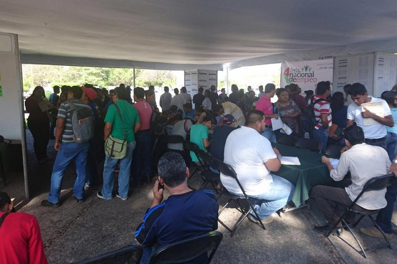 Oferta Sedeco más de mil vacantes en Ferias de Empleo