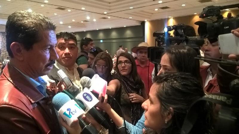 Tentory García refrendó que para el gobierno de Silvano Aureoles el campo es prioridad, porque lo conoce a la perfección y sabe también de los problemas que viven las mujeres y los hombres del sector rural