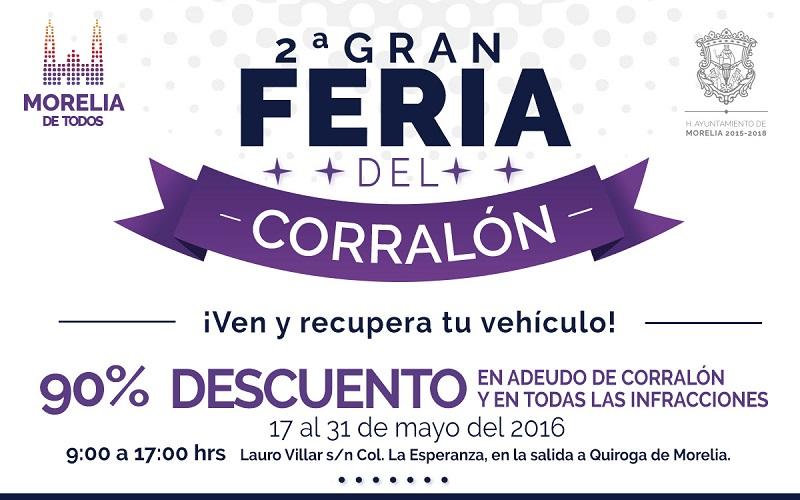 Preparan Segunda Gran Feria Del Corral N En Morelia A