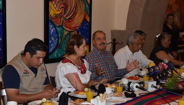 Silva Tejeda, se comprometió a dialogar con el Grupo Parlamentario del PRI en el Congreso de la Unión para generar más garantías y certidumbre a la labor periodística