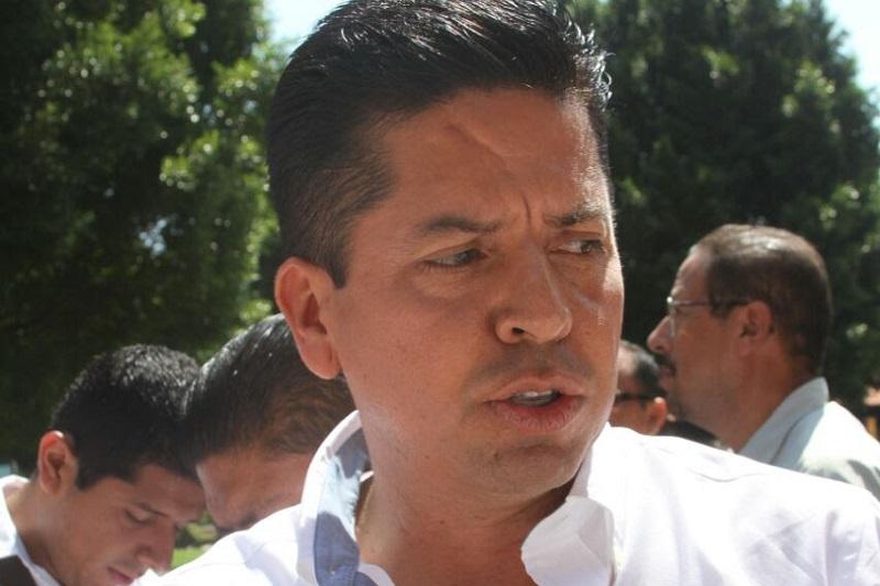 García Conejo manifestó que es por esto que el sol azteca en Michoacán representa un ejemplo para todo el país