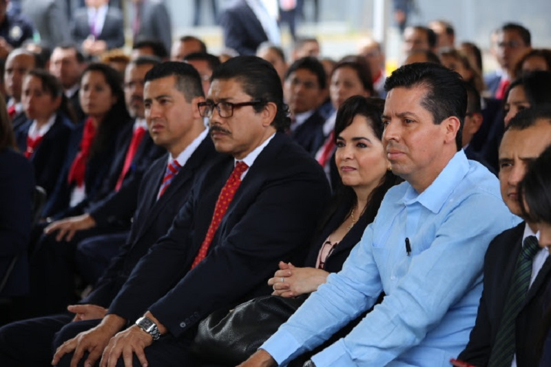 """""""Michoacán no puede seguir apareciendo en las cifras de violencia contra la mujer, es por ello que en el Sol Azteca nos congratulamos de que el Gobierno del Estado este tomando acciones ante este flagelo"""": García Conejo"""