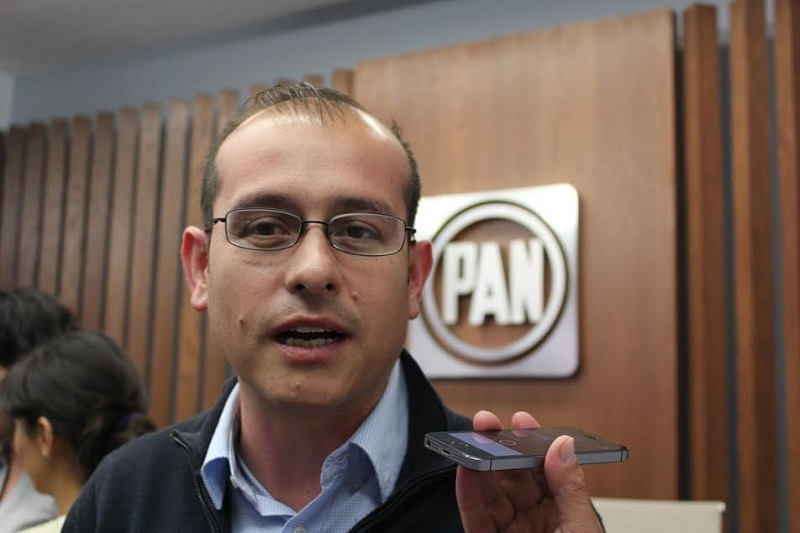 Hinojosa Pérez señaló que por desgracia el gobierno federal es selectivo en la aplicación de justicia