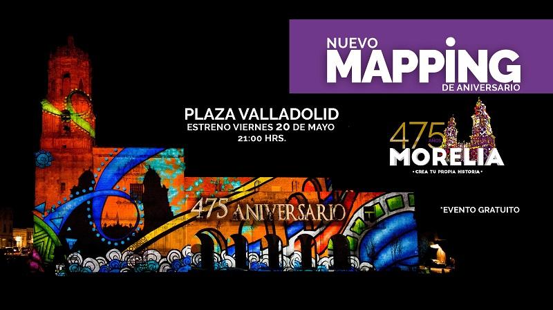 Este viernes a las 21:00 horas en la Plaza Valladolid