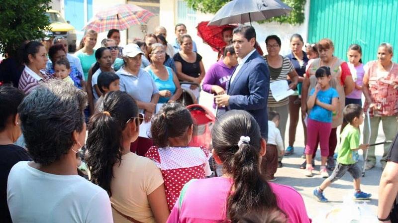 Núñez Aguilar adelantó que se coordinará con los representantes de las colonias de su distrito interesados en solicitar los talleres para, así mismo, gestionar los programas de capacitación con las instituciones correspondientes