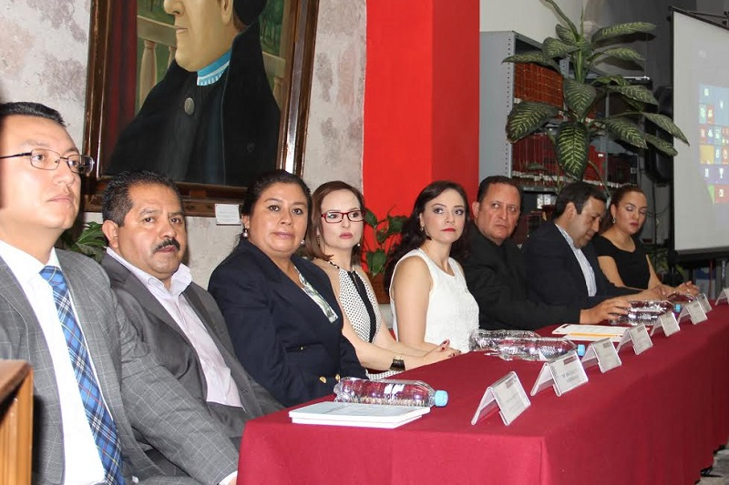 "Inauguran diputados el curso ""Historia Constitucional de México"""