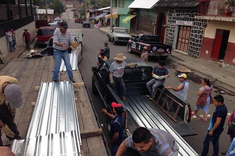Ángel Cedillo expuso que se han atendido las demandas de la ciudadanía, como parte del trabajo de gestión que ofrece en sus casas de enlace instaladas en su distrito