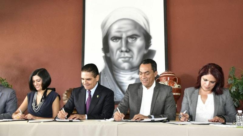 López Solís informó las acciones que se han desarrollado en la actual administración estatal para garantizar el derecho de las mujeres a una vida libre de violencia