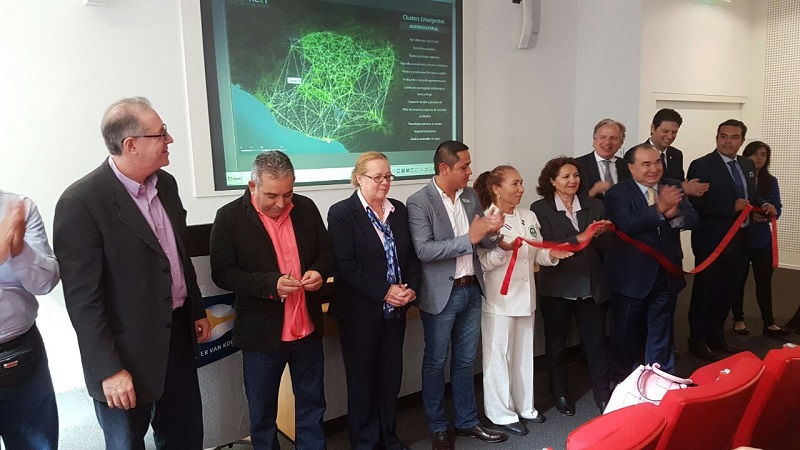 Se llevó a cabo durante la Semana de Michoacán en Holanda