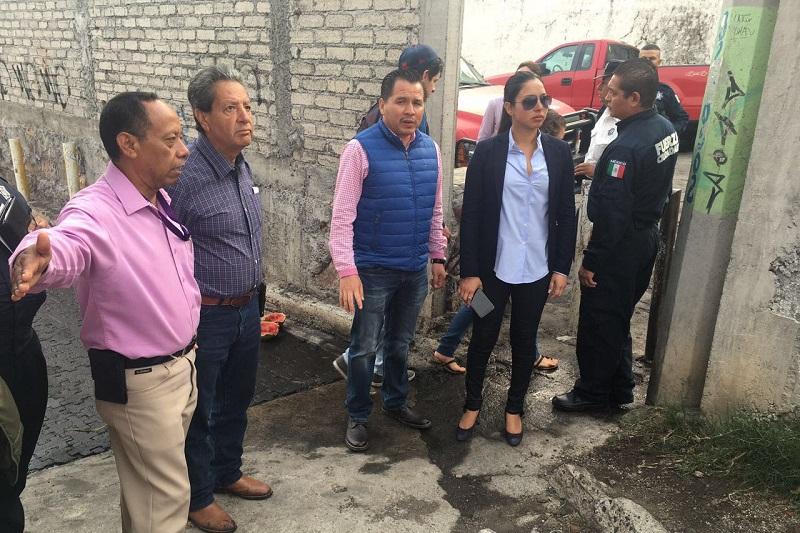 Los locatarios expresaron su agradecimiento por la pronta atención de la Policía Michoacán Unidad Morelia y se comprometieron a trabajar coordinadamente a favor de la seguridad del lugar