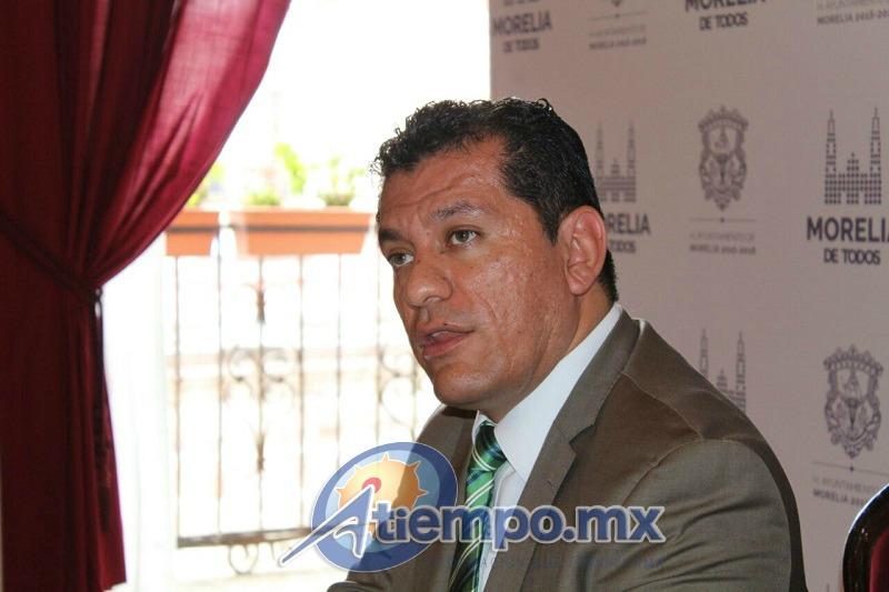 Actualmente el Ayuntamiento de Morelia renta 35 inmuebles, por los cuales paga una renta de 1 millón 10 mil pesos al mes, poco más de 12 mdp al año, explicó Guzmán Díaz