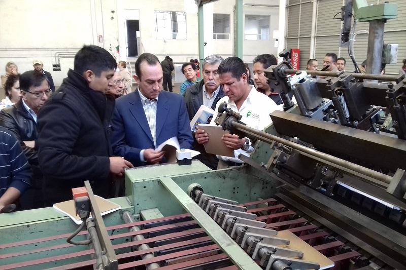 Los datos demuestran que en Michoacán se generan las condiciones para impulsar el desarrollo económico, incluso en rubros en los que la entidad había tenido un desempeño moderado: Soto Sánchez