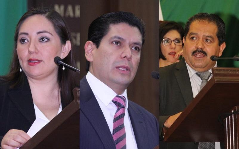 Los legisladores arribaron a la máxima tribuna del estado a dar su posicionamiento en el marco de la celebración del Día Mundial del Medio Ambiente que se conmemora cada 5 de junio