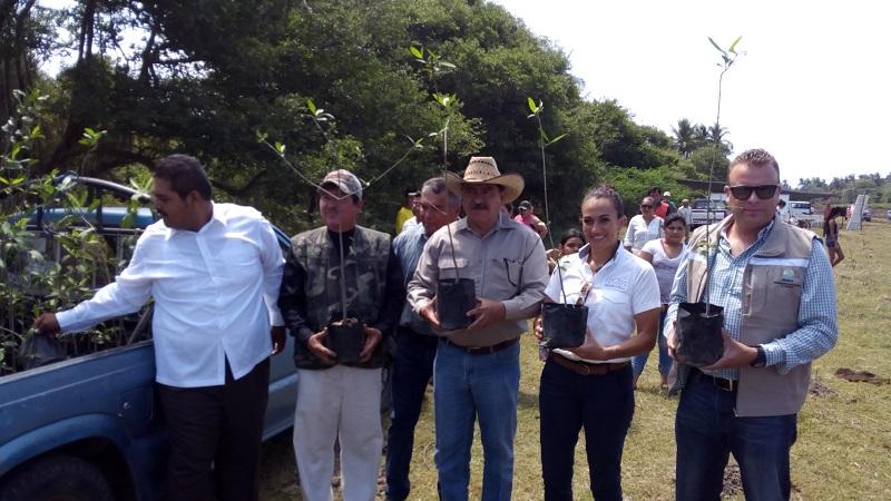 Con este evento, se dieron por terminadas las actividades en las que participó la SEMARNACC para conmemorar el Día Mundial del Medio Ambiente, celebrado el pasado 5 de junio