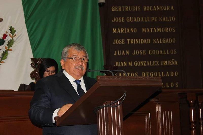 Ángel Cedillo señaló que Michoacán, tiene el compromiso con las comunidades y pueblos originarios, reconocidas por la Constitución Política del Estado de Michoacán