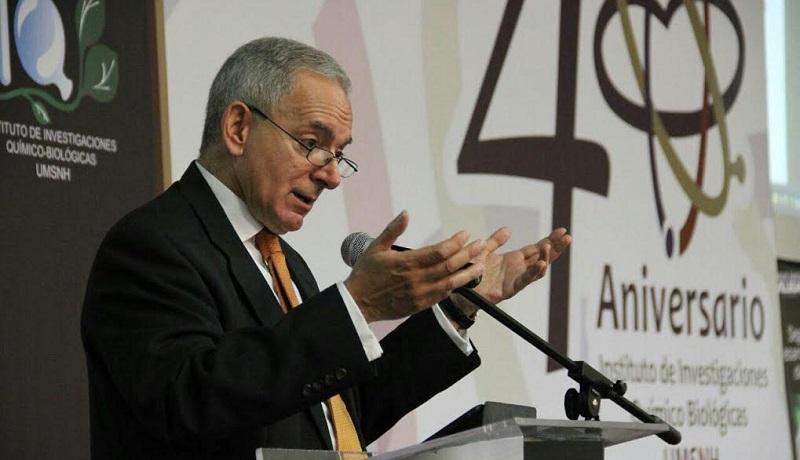"""El doctor en Derecho y Economía, impartió la conferencia """"Seguridad Humana y el Desarrollo de una Democracia con Estado de Derecho"""""""