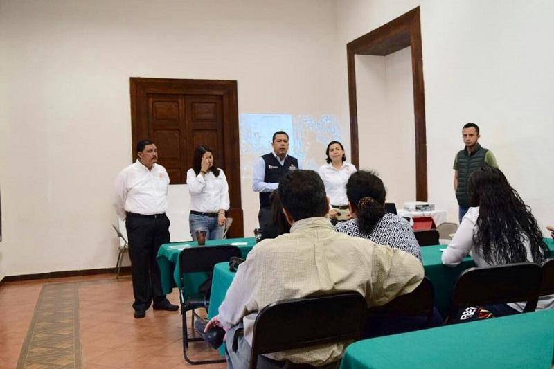El compromiso del ICATMI es ofrecer capacitación laboral con los mejores instructores a todos los sectores de la población, en diferentes áreas del conocimiento