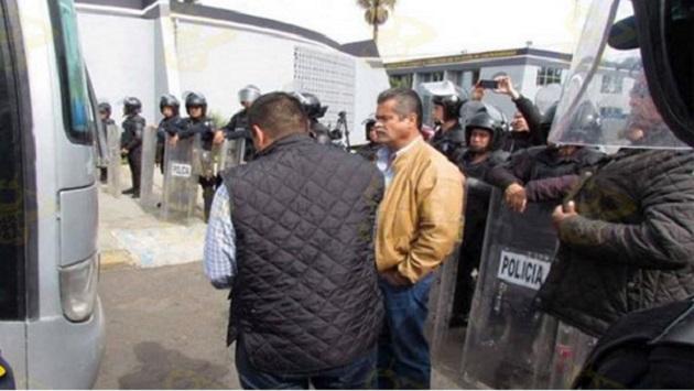 Ortega Madrigal no podrá salir del país y cada mes tendrá que firmar en la Unidad de Medidas Cautelares del Poder Judicial del Estado de Michoacán, además deberá pagar una caución de 50 mil pesos para la reparación de la víctima