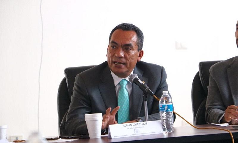López Solís encabezó los trabajos de la Mesa de Seguridad y Justicia de Morelia