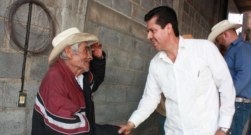 Antonio García confió en que se construyen los acuerdos necesarios para que los diferentes grupos de trabajo político escojan a un liderazgo que siga construyendo