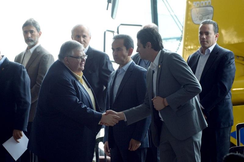 Martínez Alcázar destacó que para la administración municipal el campo representa una importante fuente de riqueza para la capital, por lo que es fundamental darle el impulso necesario para fortalecer el sector