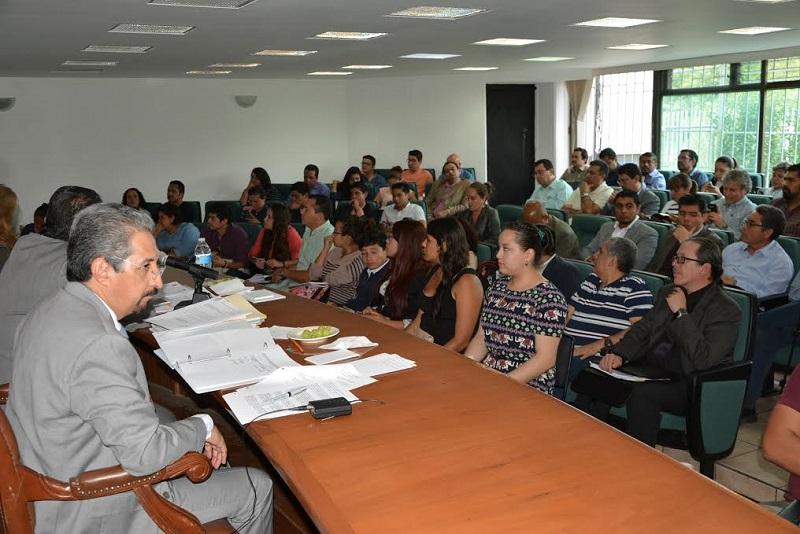 Aprobó el Consejo Universitario la creación de las nuevas ofertas educativas que iniciarán en septiembre próximo