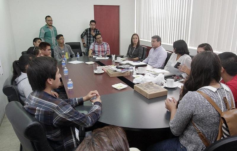 La titular de la Sepsol indicó que es importante conocer y analizar la información que se encuentra en el link http://michoacan.inea.gob.mx/pec.html