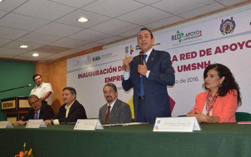 Mipymes genera el 55% del Producto Interno Bruto en el estado y el 75% de los empleos en Michoacán
