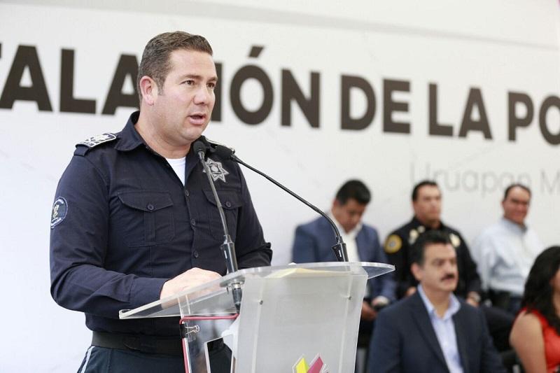 Dichos Comités son un espacio para que la ciudadanía se sume de manera pro activa a las tareas de prevención del delito y proximidad social que realiza de manera permanente la Policía Michoacán