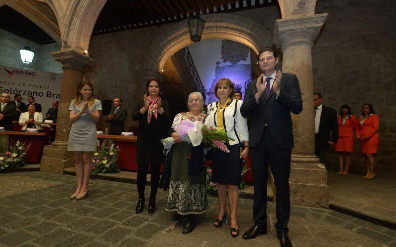 El Cabildo de Morelia da muestra de apertura e inclusión, al momento de reconocer, por partida doble, las aportaciones para una mejor calidad de vida por parte de valiosos ciudadanos michoacanos