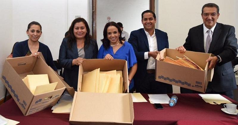 Villanueva Cano, quien es presidenta del Comité Organizador, indicó que se recibieron 169 solicitudes que cumplieron con los requisitos establecidos en la Convocatoria; de las cuales 132 corresponden a la modalidad de iniciativa y 37 de proyecto social