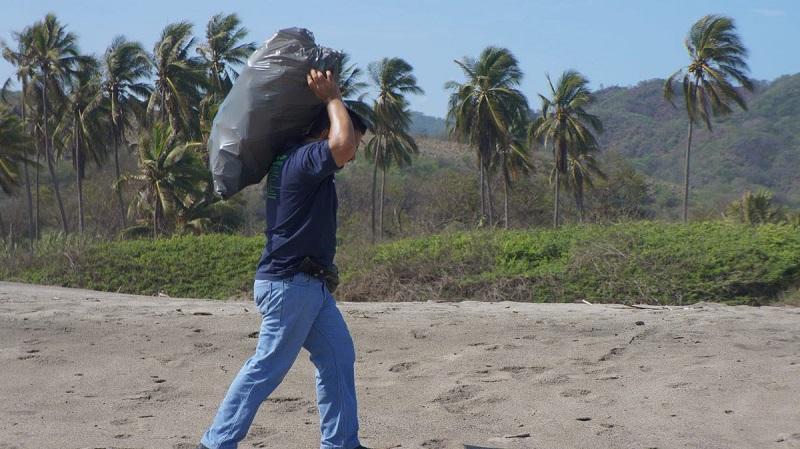Dicha actividad forma parte de las estrategias para impulsar la costa michoacana de manera integral, impulsando el turismo y la economía, pero de manera sustentable