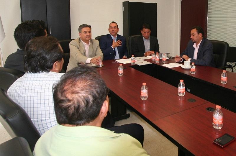 Soto Sánchez destacó que dicha acción se desarrolla en coordinación con la Secretaría de Economía, el Instituto Nacional del Emprendedor y el Fondo de Capitalización e Inversión del Sector Rural