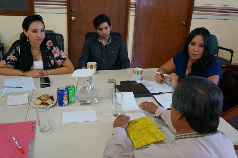 La regidora Claudia Leticia Lázaro destacó que el último registro tiene detectados 5 mil pobladores indígenas en la capital de Michoacán