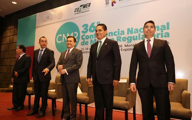 El Puerto de Lázaro Cárdenas, enlace estratégico para la conectividad con Asia, destaca Ildefonso Guajardo