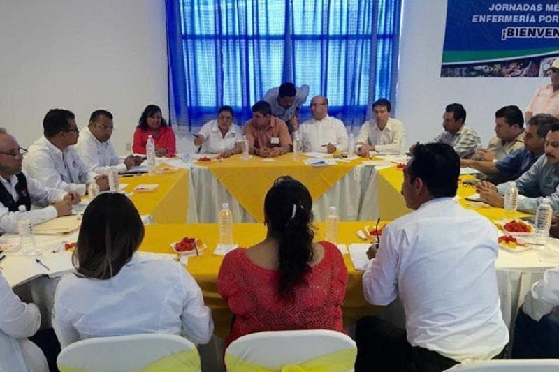 Avanza la construcción de centros de salud en Nuevo Urecho, La Huacana y Múgica