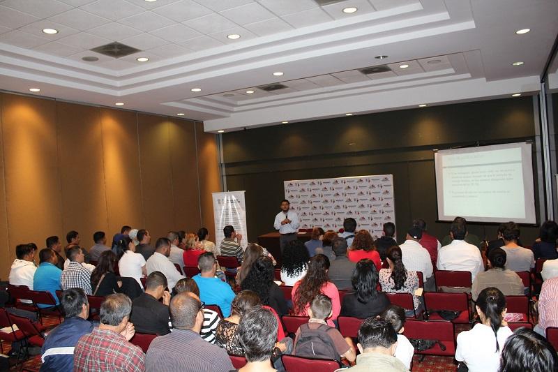 Cabe destacar que a este taller asistieron funcionarios estatales y municipales, así como organizaciones de la sociedad civil