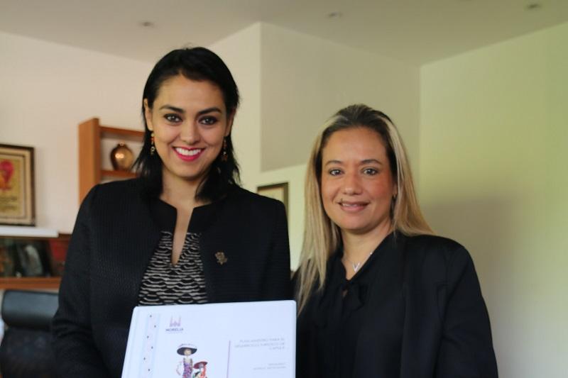 Aquique Arrieta, agradeció la colaboración y el interés de los diferentes órdenes de Gobierno para impulsar a esta Tenencia hacia nuevos retos