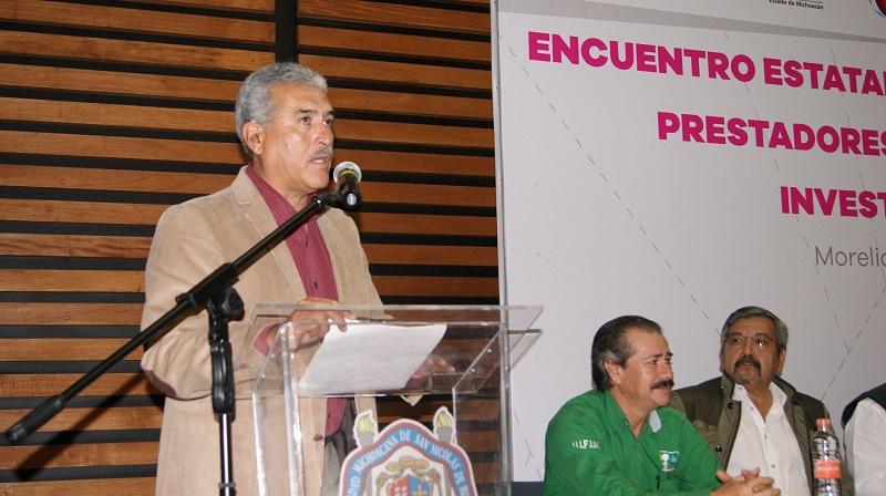 La academia y la investigación, fundamentales para el desarrollo forestal sustentable: Pérez Medrano