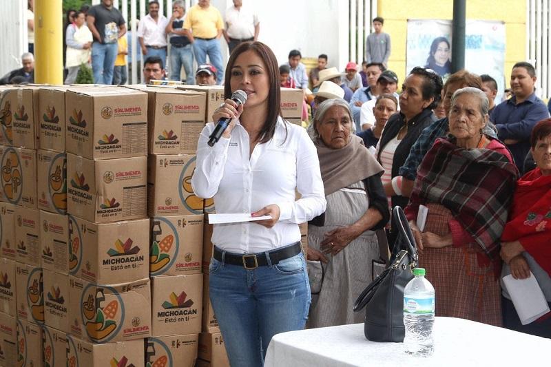 Destaca Tinoco Soto la pertinencia y valía de los programas Beca Futuro y Sí Alimenta, cuyos padrones de beneficiarios serán puestos en línea en los próximos días
