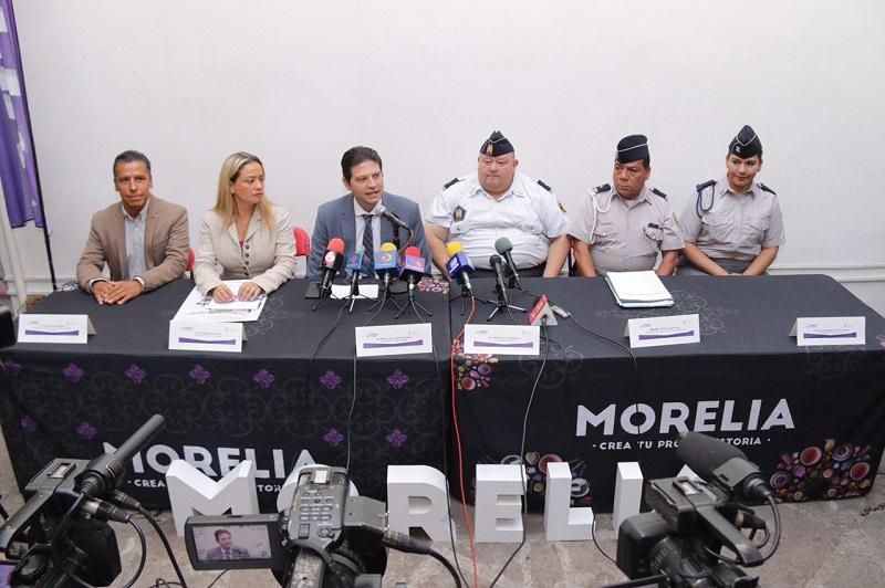 Morelia se perfila para ser el destino preferido de miles de turistas en este periodo vacacional, asegura el alcalde Alfonso Martínez