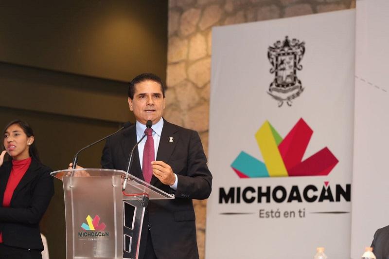 Silvano Aureoles reiteró su disposición de mantener una estrecha comunicación con los diferentes sectores y sostener estos encuentros de manera trimestral