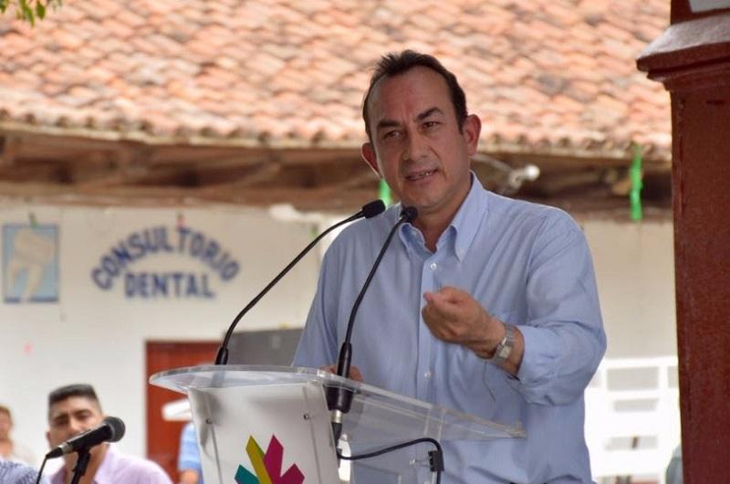Sin embargo, el titular de la Sedeco también ratifica la disposición del Gobierno de Michoacán al diálogo y la concertación