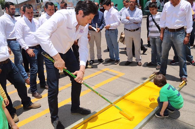 A partir de las 12:00 horas del sábado 30 de julio, el presidente municipal, Alfonso Martínez, llegará con el programa Presidente en tu Colonia a Colinas del Sur.