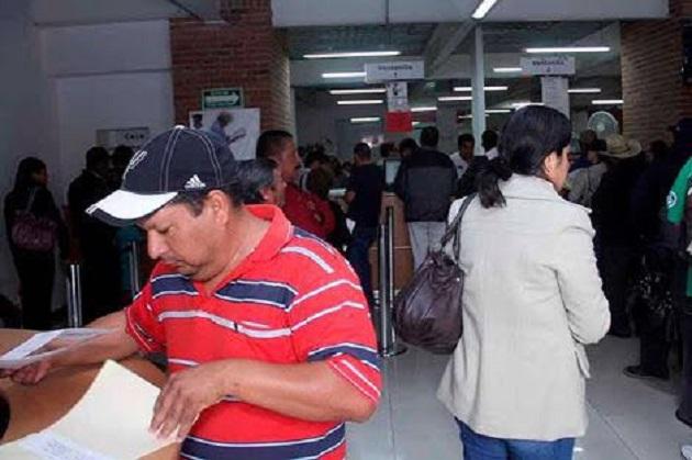 Oficinas registrales operan con normalidad en periodo for Oficinas del registro de la propiedad