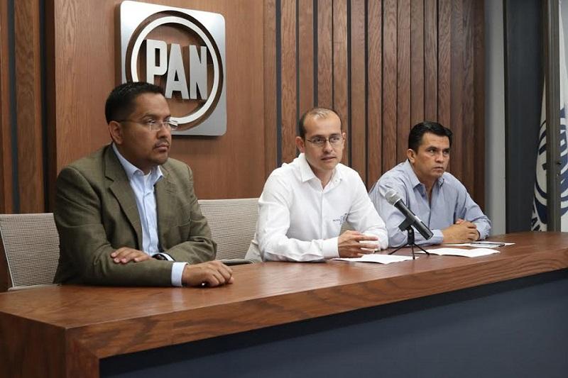 Exige PAN garantías para el sector económico de Michoacán