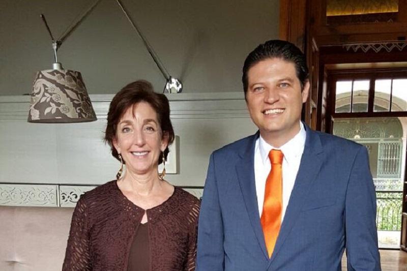 Reconoce Martínez Alcázar gran trabajo en conjunto que se realiza con Mesa de Seguridad de Morelia en estrategia de prevención del delito