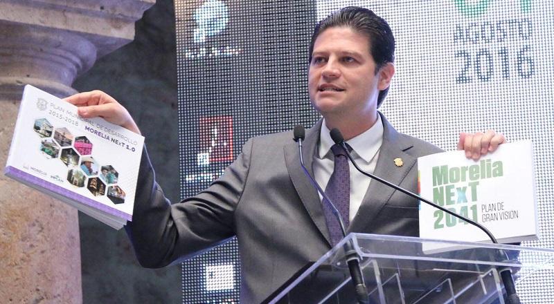Martínez Alcázar destacó que el Plan de Gran Visión es resultado de la compilación de iniciativas y propuestas de varios sectores de la sociedad